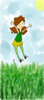 Spring is here!! by Dacara