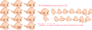 Chubbi Faeri Doll Bases by ryan-azarcon
