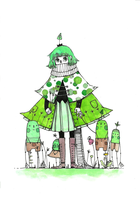 Frog princess by crazygrin