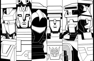 Constructicons by SeanRM