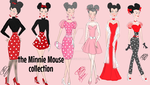 Minnie Mouse collection by E-Ocasio