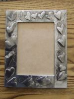 Giana's Pewter Frame by EleonoraIlieva