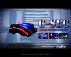 C-SEC - To Secure, Protect, and Enforce by EspionageDB7
