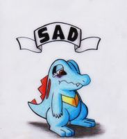 SAD - Totodile by GTS257-CT