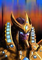 The Emperor of the Protoss by 3ihard