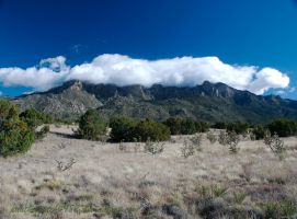 Sandia Mountains in Hiding by pantherwitch4982
