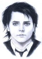 Gerard Way by A7Xserbia98