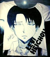 Levi shirt by ren-oniichan
