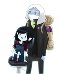 Simon and Marcy by Erin-Chan143