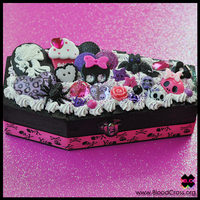 Gothic Deco Box by BloodCross