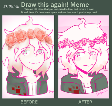 Draw this again! (meme) by PandicornQueen