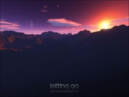 Letting Go by Ratchet-5510