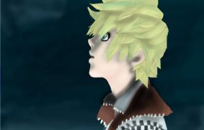 Roxas: A new beginning by BubbleCow20
