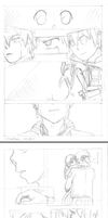 Ago.11 XV -SE comic sketch- by Baphita