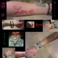 To Write Love 2010 by EvenDeathLies