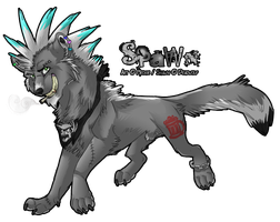 .: Spawn. by Meoxie