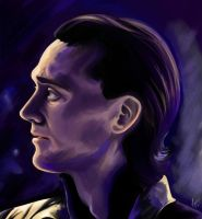 Loki your face by Aprilequinox