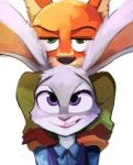Nick and Judy by freedomthai