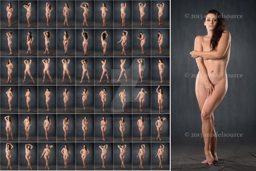 Stock: Bree Addams Nude Standing - 54 Images by stockphotosource