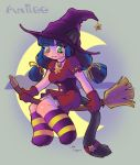 Kitty Witch for Amilee by LindaLisa
