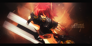 Elsword Signature by VulcanicGFX