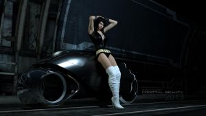 Digital Beauty Scenes - Sci-Fi Mod by Digital-Beauty-Serie