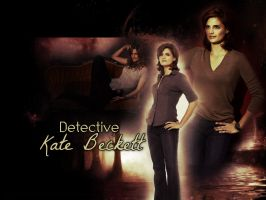 Detective Kate Beckett by LeavesFallingUp14