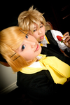 Vocaloid: Maid and Butler by alysael