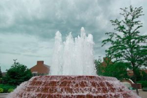 Greenfield Fountain by ed335dot