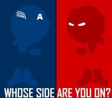 Whose side would you choose? by YellowNinja123