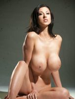 nude babe by andyhsu666666