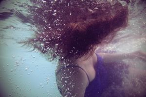 Underwater Dancer by StefanieSauer