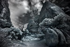 The Fiery Furnace, IR by coulombic
