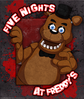 Five Nights At Freddy's by IsabellaPrice