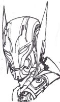 Picture a Week (2014) 30: Ultron by ConstantM0tion
