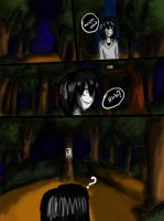 Lost in the forest slenderman's kingdom part 4 by floriyon
