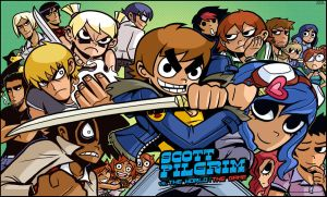 Scott Pilgrim vs. the World by gamergaijin