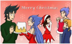 Christmas is for family by FEuJenny07