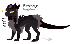 REMBRANDT QUICK REF by Shiro-Daemon