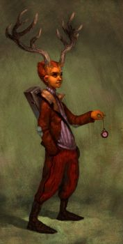 Antlerboy by toasty