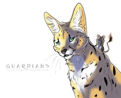 Guardians Gatoai and Ker by akeli