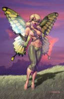 Fairy commission and SALE info by Dominic-Marco