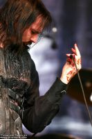 My Dying Bride at Hellfest III by CaroFiresoul