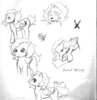 doodle dump 32 by thecatatnight