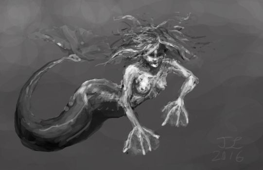 Mermaid 2016 by Traume7