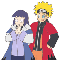 NaruHina - Sage Training by Gaiash