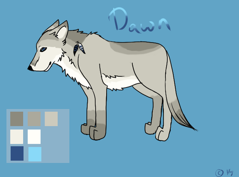Request: Dawn Reference by MoonShineSTP