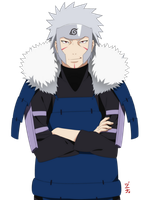 Commission - Senju Tobirama by dannex009