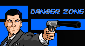Danger Zone by MstrRed