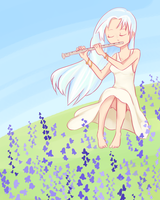 Bluebell (request) by aibite